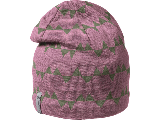 Isbjörn Hawk Knitted Cap Barn dusty pink